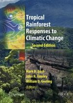 Cretaceous and Tertiary climate change and the past distribution of megathermal rainforests