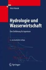Einführung Hydrologie und Wasserwirtschaft