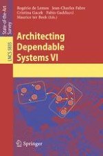 A System of Architectural Patterns for Scalable, Consistent and Highly Available Multi-Tier Service-Oriented Infrastructures