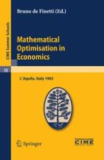 Quelques Reflexions Mathematiques