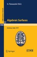Surfaces Algébriques Complexes