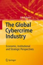 The Global Cybercrime Industry and Its Structure: Relevant Actors, Motivations, Threats, and Countermeasures