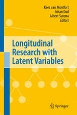 Loglinear Latent Variable Models for Longitudinal Categorical Data