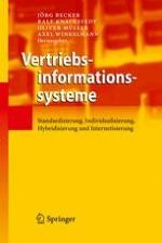 Vertriebsinformationssysteme zwischen Standardisierung und Flexibilisierung – Referenzmodelle für die Prozesse im Vertrieb