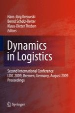 Structural Properties of Third-Party Logistics Networks
