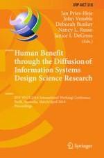 Extending Design Science Research Methodology For A Multicultural World Springerprofessional De