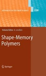Shape-Memory Polymers and Shape-Changing Polymers