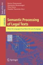 Legal Language and Legal Knowledge Management Applications