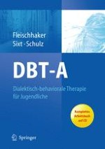 Dialektisch-behaviorale Therapie