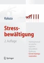 Gesundheitsförderung durch Stressbewältigung