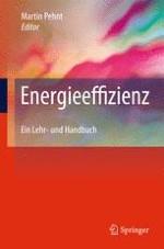 Energieeffizienz – Definitionen, Indikatoren, Wirkungen