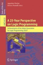 Logic Programming in Italy: A Historical Perspective