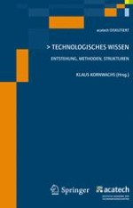 Technisches Wissen. Entstehung — Methoden — Strukturen. Eine Einführung