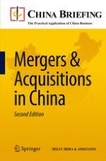 M&A Environment in China