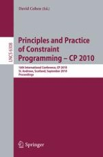 SAT Modulo Theories: Getting the Best of SAT and Global Constraint Filtering