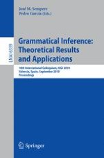 Grammatical Inference and Games: Extended Abstract
