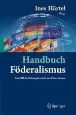 §52 Polizei und Polizeirecht in der föderalen Ordnung des Grundgesetzes