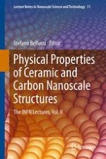Formation and Characterization of Carbon and Ceramic Nanostructures