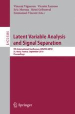 Blind Source Separation Based on Time-Frequency Sparseness in the Presence of Spatial Aliasing