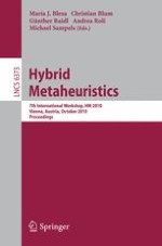 A Hybrid Metaheuristic for the Longest Common Subsequence Problem