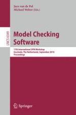 SMT-Based Software Model Checking