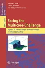 Analyzing Massive Social Networks Using Multicore and Multithreaded Architectures