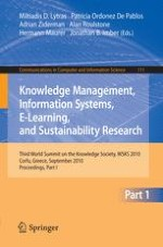 Generic Competences for the IT Knowledge Workers: A Study from the Field