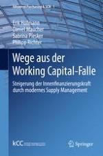 """Handlungsbedarf: Von der Finanz- und Wirtschaftskrise zur """"Working Capital-Falle"""""""