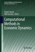 Editorial: Computational Methods in Economic Dynamics