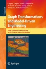Graph Transformations and Model-Driven Engineering: The Merits of Manfred Nagl