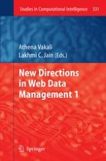 Innovations and Trends in Web Data Management