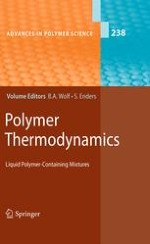 Making Floryr–Huggins Practical: Thermodynamics of Polymer-Containing Mixtures