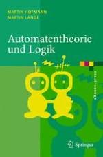 Grundlagen der Theorie formaler Sprachen