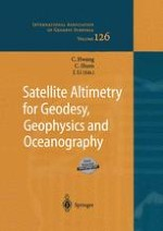 Geodetic Application of Satellite Altimetry