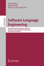 A Language for Software Variation Research