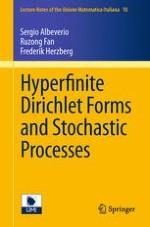 Hyperfinite Dirichlet Forms