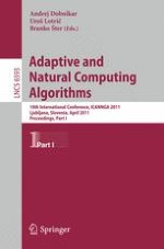 Autonomous Discovery of Abstract Concepts by a Robot