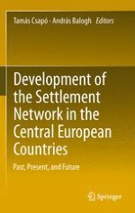 Polycentric Urban System Between State Regulation and Market Economy—The Case of Slovenia
