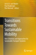Introduction to Transitions Towards Sustainable Mobility