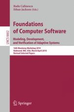 Software Verification of Autonomic Systems Developed with ASSL