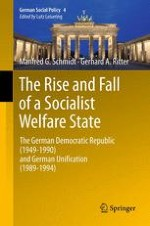 Nation State and Social Policy: An Ideational and Political History