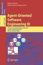 Principles for Value-Sensitive Agent-Oriented Software Engineering