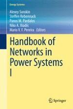 Models of Strategic Bidding in Electricity Markets Under Network Constraints