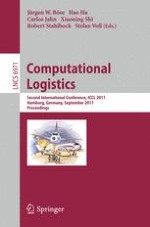 Combinatorial Auctions in Freight Logistics