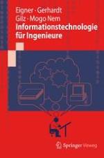 Einleitung – Informationstechnologie im Ingenieurwesen