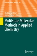 First-Principles-Based Multiscale, Multiparadigm Molecular Mechanics and Dynamics Methods for Describing Complex Chemical Processes