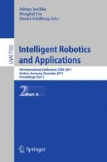 Biomechatronics for Embodied Intelligence of an Insectoid Robot
