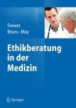 Ethikberatung im Gesundheitswesen – zur Einführung