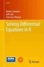 Solving Partial Differential Equations in R