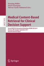Overview of the Second Workshop on Medical Content–Based Retrieval for Clinical Decision Support